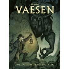Vaesen Nordic Horror Roleplaying Core Rulebook