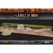 Battlefield In A Box - Gaming Mat - Grassland/Desert