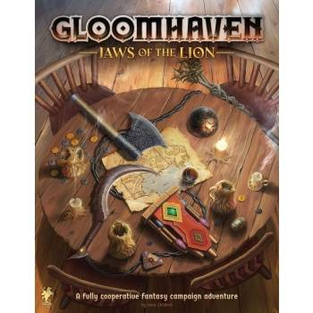 Gloomhaven - Jaws of the Lion