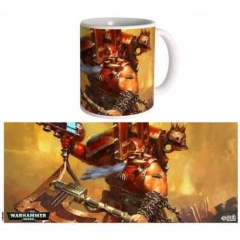 Kharn the Betrayer Mug - Warhammer 40K