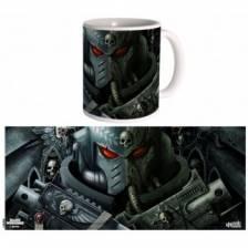 Frontispiece Mug - Warhammer 40K