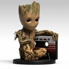 Marvel - Groot Deluxe Bust Bank
