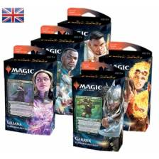 MTG - M21 Core Set Planeswalker Deck Display (10 Decks)