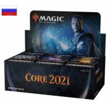 MTG - M21 Core Set Draft Booster Display (36 Packs) - RU