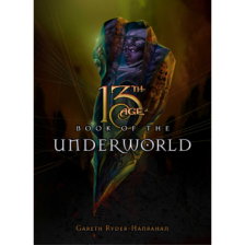 13th Age - Book of the Underworld