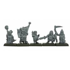 Warlords of Erehwon - Halfling Heroes