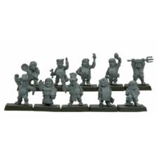 Warlords of Erehwon - Halfling Militia