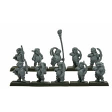 Warlords of Erehwon - Halfling Archers