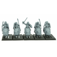 Warlords of Erehwon - Halfling Heavy Pig Riders