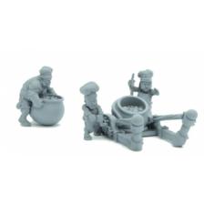 Warlords of Erehwon - Halfling Pot Launcher