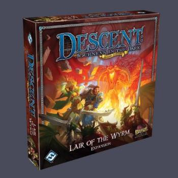 Descent 2nd Ed: Lair of the Wyrm
