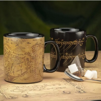 Lord Of The Rings Heat Change Mug