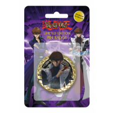 Yu-Gi-Oh Limited Edition Seto Kaiba Pin Badge