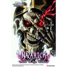 Wei? Schwarz - Booster Display: Nazarick: Tomb of the Undead (20 Packs)