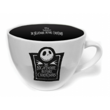 Pyramid Cappuccino Mugs - Nightmare Before Christmas (Jack)