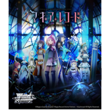 Wei? Schwarz - Booster Display: TV Anime Magia Record Mahou Shoujo Madoka Magika - (16 Packs) - JP