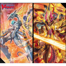 Cardfight!! Vanguard - Booster Display: Silverdust Blaze (16 Packs)