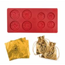 Gringotts Bank Chocolate Coin Mold