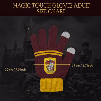 Gryffindor Magic Touch Gloves