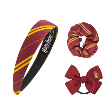 Gryffindor Hair Accessories set - Classic