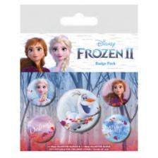 Pyramid Badge Packs - Frozen 2 (Destiny)