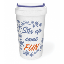 Pyramid Eco Mugs - Frozen 2 (Stir Up)