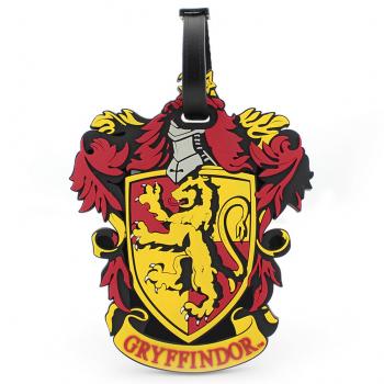 Gryffindor Luggage Tag