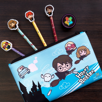 Harry & Friends stationery set