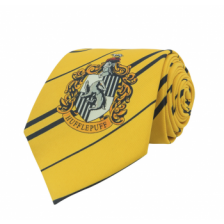 Adults Hufflepuff Tie - Classic Edition