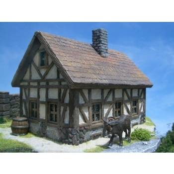 Ziterdes - Half-Timbered House