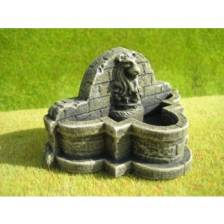 Ziterdes - Lions-Fountain Tabletop-Terrain