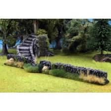 Ziterdes - Nature Stone Walls 2 pcs. Tabletop-Terrain