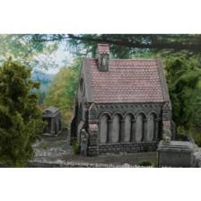 Ziterdes - Cemetery Chapel 4.7