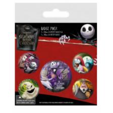 Pyramid Badge Packs - Nightmare Before Christmas (Characters)
