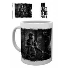 GBeye Mug - The Last Of Us 2 Black and White