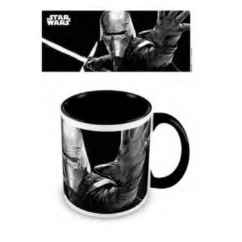 Pyramid Coloured Inner Mugs - Star Wars: The Rise of Skywalker (Kylo Ren Dark) Black