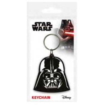 Pyramid Rubber Keychains - Star Wars (Darth Vader)