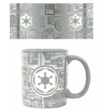 Pyramid Foil Mugs - Star Wars (Death Star Surface)