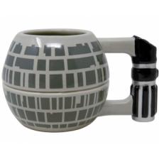 Pyramid Shaped Mugs - Star Wars (Death Star)