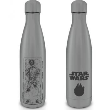 Pyramid Metal Drinks Bottles - Star Wars (Han Carbonite)