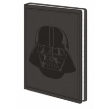 Pyramid Premium A6 Notebooks - Star Wars (Darth Vader)