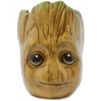 Pyramid Sculpted Mugs - Guardians Of The Galaxy (Baby Groot)