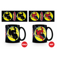 Pyramid Heat Changing Mugs - Marvel (Spider-Man Iconic Issue)