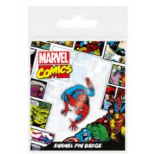 Pyramid Enamel Pin Badges - Marvel Retro (Spider-Man)
