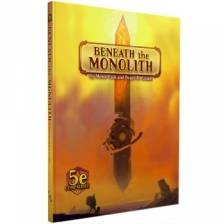 Numenera Beneath the Monolith (for 5e) (For Brick & Mortar Stores only)