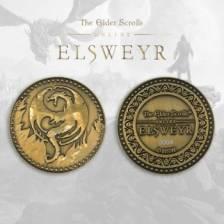 Elsweyr - Elder Scrolls Limited Edition Coin