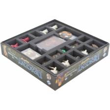 Foam tray set for Descent: Journeys in the Dark 2nd Edition - The Trollfens board game box