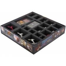 Foam tray set for Descent: Journeys in the Dark 2nd Edition - Manor of Ravens board game box