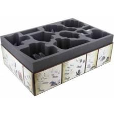 Feldherr foam tray set for Dreadfleet - board game box