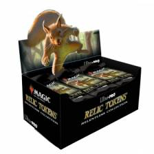 UP - Magic: The Gathering Relic Tokens - Relentless Collection Display (24 Packs)